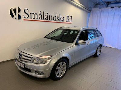 begagnad Mercedes C220 T CDI BE BlueEFFICIENCY 5G-Tronic 170hk