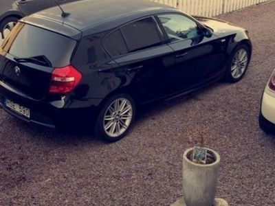 begagnad BMW 120 d M-sport 177hk