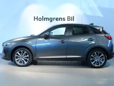 begagnad Mazda CX-3 2.0 AWD Automat Optimum 150hk