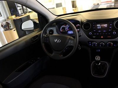 gebraucht Hyundai i10 1.0 (66hk)