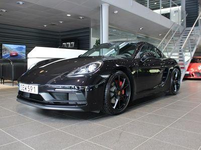 used Porsche 718 CaymanGTS