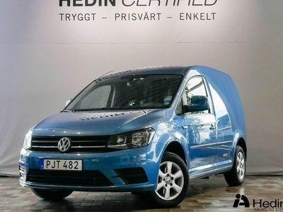 begagnad VW Caddy 2.0 TDI 102HK