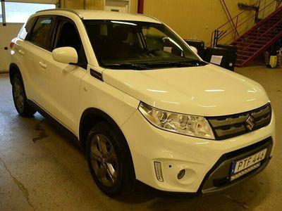 begagnad Suzuki Vitara GL Plus 1.6D Allgrip Auto Webasto Nav Backk Moms
