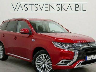 begagnad Mitsubishi Outlander P-HEV 2.4 Hybrid 4WD CVT 2019, SUV Pris 329 000 kr