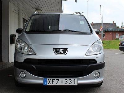 begagnad Peugeot 1007 1.4 (73hk) -06