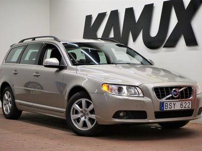 begagnad Volvo V70 *** 2.5T Momentum Drag Flexifuel Manuell 231hk 2010