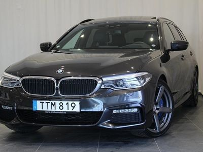 begagnad BMW 540 i xDrive Touring Innovation Edition M -18