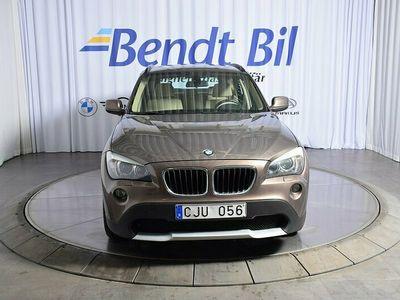begagnad BMW X1 xDrive20d Automat Läderklädsel 2011, SUV Pris 134 500 kr