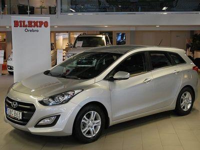 gebraucht Hyundai i30 KOMBI Kombi 1.6 D 110 M6 Comfort Euro6 Vinterhjul 2017, Kombi 154 000 kr