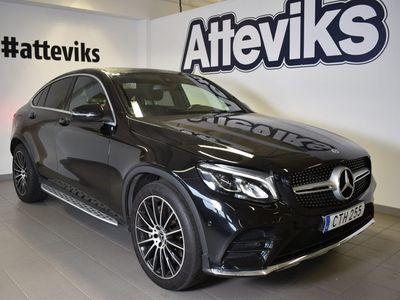 begagnad Mercedes GLC350 d Coupé 4-M Aut AMG