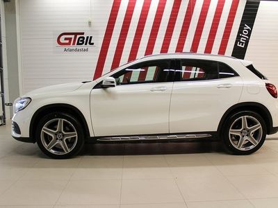 begagnad Mercedes GLA220 4MATIC AMG *SE UTR* 184hk
