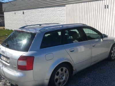 begagnad Audi A4 1.8T