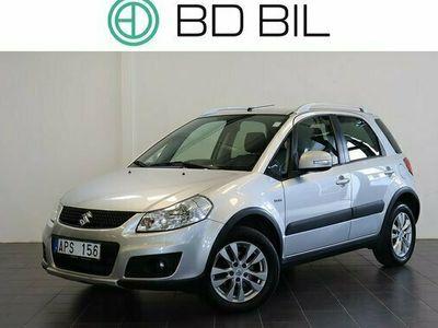 begagnad Suzuki SX4 2.0 AWD M-VÄRM VÄLSKÖTT FULLSERVAD 2013, Personbil Pris 74 900 kr