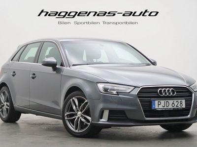 begagnad Audi A3 Sportback 1.0 TFSI / / 116hk / Automat