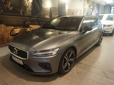 begagnad Volvo V60 T5 R-Design 2019, Kombi Pris 374 000 kr