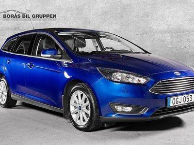 begagnad Ford Focus 1.0 125 Titanium II Kombi