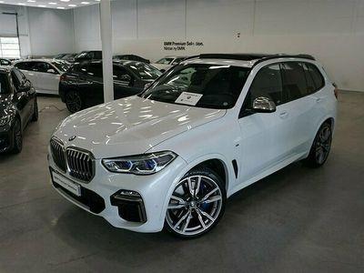 begagnad BMW X5 M50d 400hk DA Plus Laser H&K Hud Panorama Drag