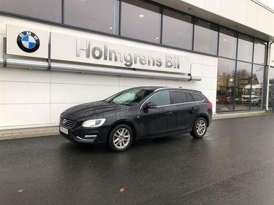 begagnad Volvo V60 D4 AWD Oceanrace