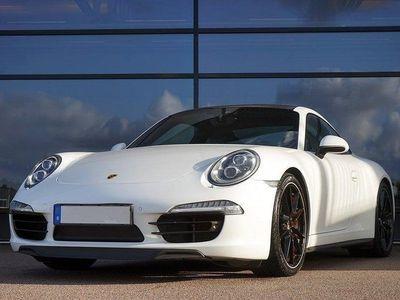begagnad Porsche 911 Carrera 4S 991 PDK