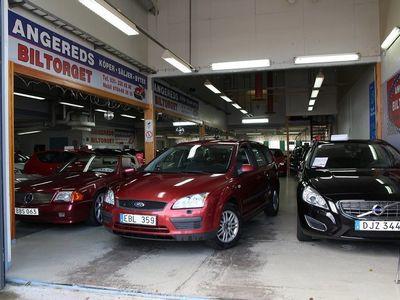 begagnad Ford Focus Kombi 1.8 Duratec Flexifuel