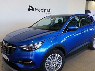 begagnad Opel Grandland X Dynamic 1,2 t 130 hk AUT inkl navigation