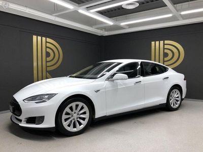 used Tesla Model S 75 (320hk) Leasebar / Fri supercharging