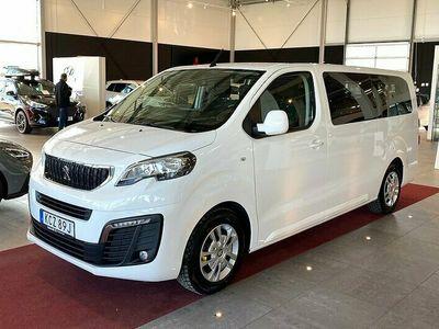 begagnad Peugeot Traveller 1.5 BlueHDi L3 9-SITS