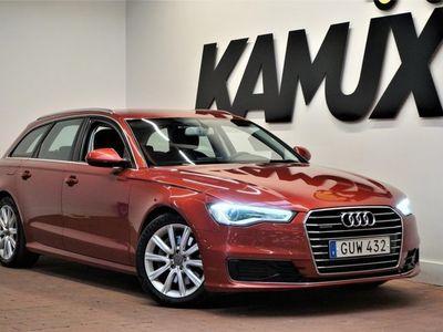 begagnad Audi A6 3.0 TDI V6 SÖNDAGSÖPPET 27/10 | Q | S-line | D-Värm | MOMS
