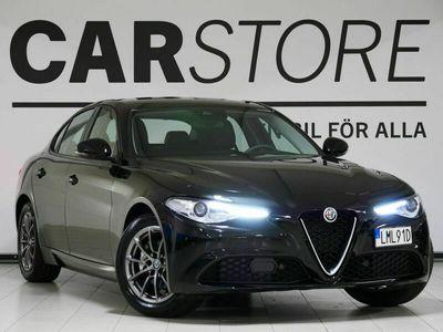 begagnad Alfa Romeo Giulia 2.0 Turbo Super 2020, Sedan 284 900 kr