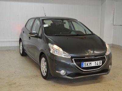 begagnad Peugeot 208 1,2 Active/Bluetooth/0% Ränta -13