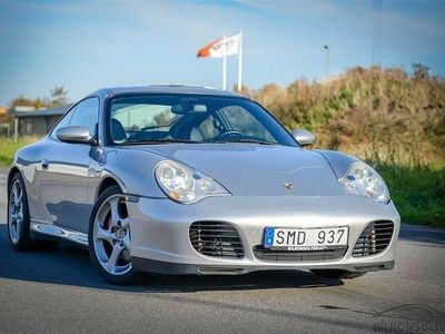 used Porsche 911 Carrera 4S 996 - Steptronic - 320hk