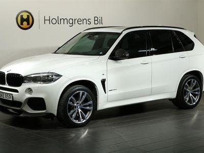 begagnad BMW X5 xDrive40d Innovation Edt M-Sport