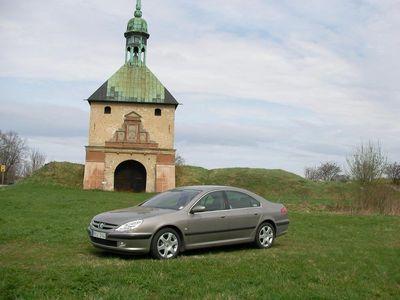 begagnad Peugeot 607 3.0 V6