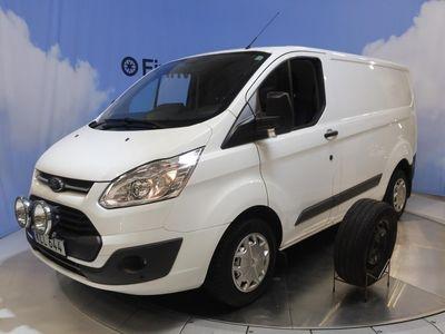 begagnad Ford Custom TransitL2, v-hjul/d-värmare