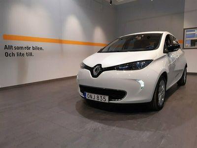 begagnad Renault Zoe R240 22 kWh Life batterihyra 2016, Halvkombi Pris 99 900 kr