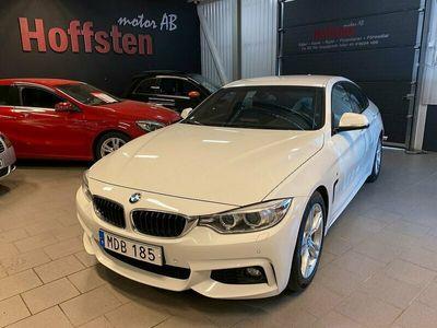begagnad BMW 428 Gran Coupé i Steptronic M Sport EU6 245hk