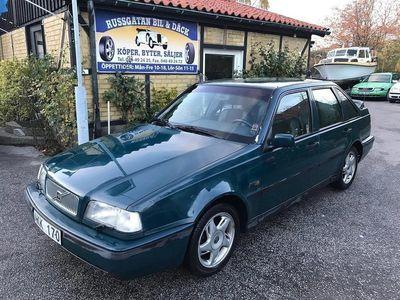usado Volvo 440 2.0 110hk,1-ägare,drag,besiktad,0%ränta