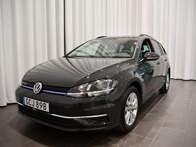 begagnad VW Golf Sportscombi TGI 130hk