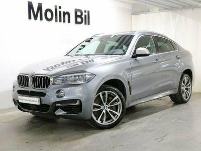 begagnad BMW X6 M50d M-Sport / Navigation / Drag / 1,95% ränta