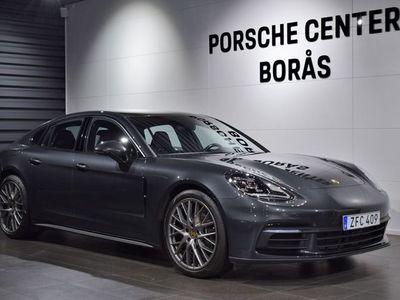 begagnad Porsche Panamera 4 / Låg skatt