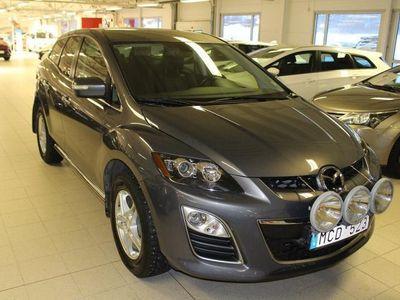 begagnad Mazda CX-7 2.2D Sport 2010, SUV 109 000 kr