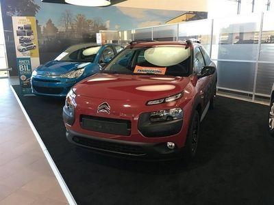 begagnad Citroën C4 Cactus 82 hk Puretech Happy Editio -16