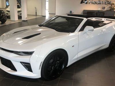 begagnad Chevrolet Camaro Cabriolet 6,2L V8 453Hk AT8