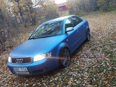 begagnad Audi A4 1,8ts -04