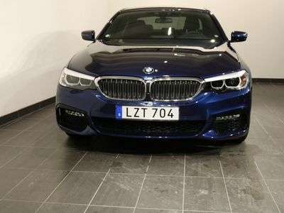 begagnad BMW 530 e iPerformance Sedan M-Sport / Navi