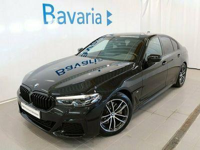 begagnad BMW 520 d xDrive Sedan M-Sport Drag Winter