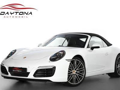 begagnad Porsche 911 Carrera Cabriolet 991 PDK