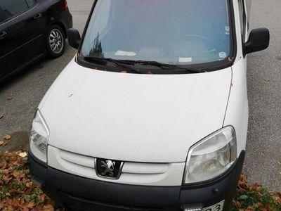 begagnad Peugeot Partner Pickup 2.0