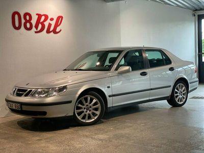 begagnad Saab 9-5 SportSedan 2.0 T Linear 150hk Låga mil Fint skick