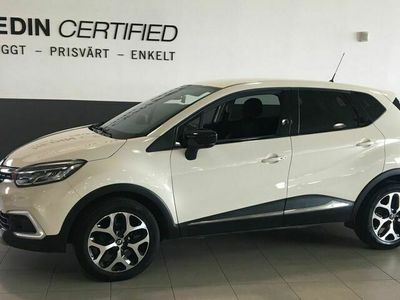 begagnad Renault Captur INTENS TCE 90HK BACKKAMERA